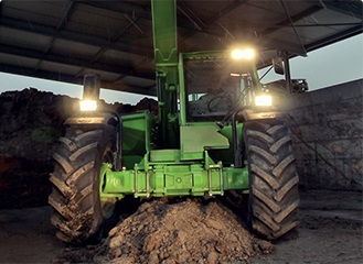 Contact us for Merlo Telehandlers