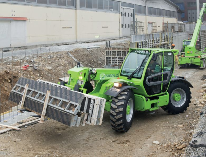Merlo Telehandlers for Agriculture