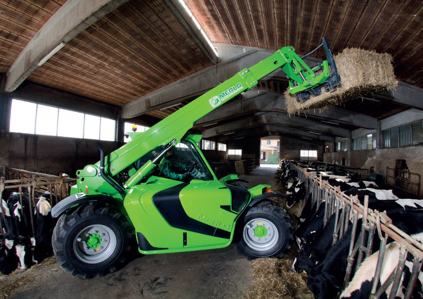 Merlo Compact Agricultural Telescopic Handler
