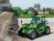 Merlo Panoramic without Stabilizers Telescopic Handlers