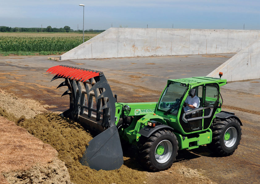 Merlo Heavy Duty Telescopic Handler