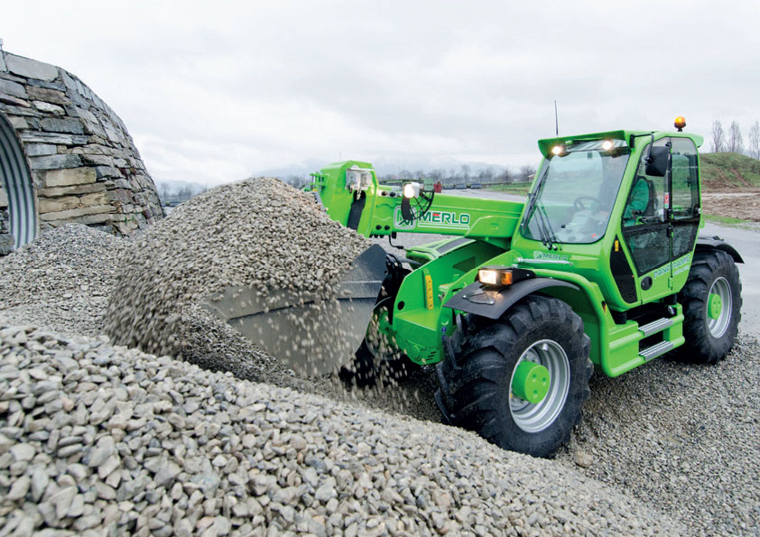 Merlo Panoramic CS Construction Telescopic Handler