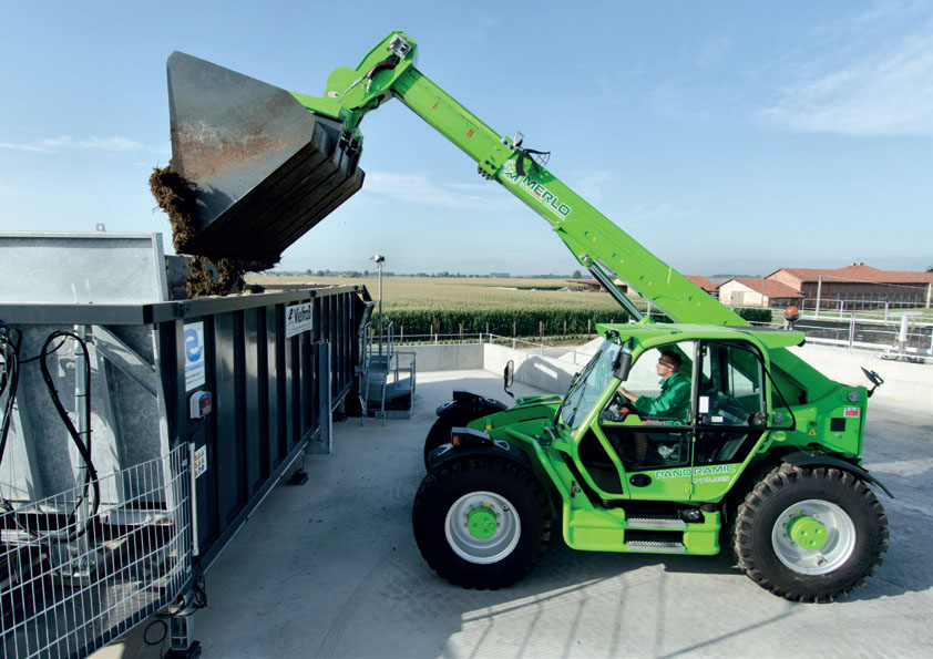 Merlo Panoramic CS Series of Telescopic Handlers